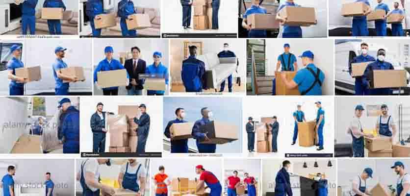 بسته بندی اثاثیه منزل در اصفهان | بسته بندی اثاثیه منزل دراصفهان | نطم بار | nazmbar